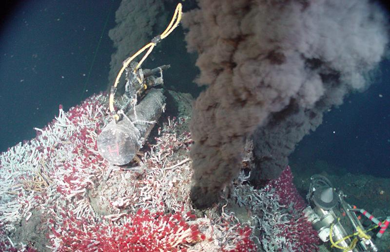 The Ocean Is Sinking into Earth's Mantle, and a Dead Supercontinent Is Partly to Blame