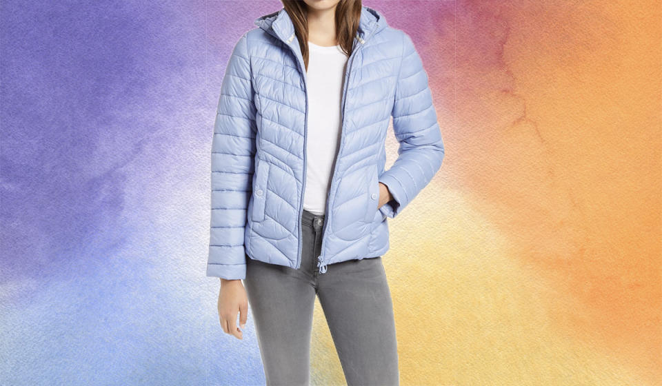 Copy Kate Middleton's classic style with this jacket. (Photo: Nordstrom Rack)