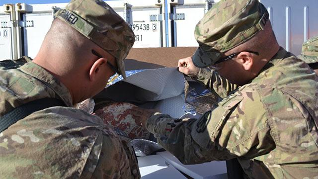 Group Aims to Send 20,000 Super Bowl Pizzas to Troops