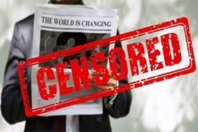 10 countries cited for extreme media censorship