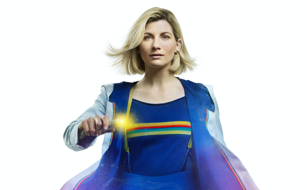 Doctor Who Returns New Year's Day 2020 with