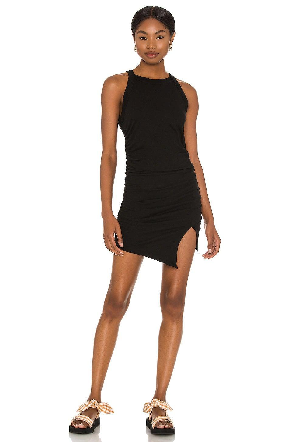 <p>You can't go wrong with an LBD and the <span>n:philanthropy Bix Dress </span> ($89, originally $148) is such a staple find. The side slit with ruched detailing is so flattering. </p>