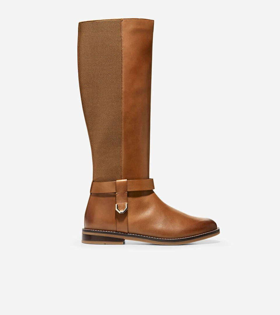 The Camry Riding Boot - Cole Haan, $180 (originally $455).