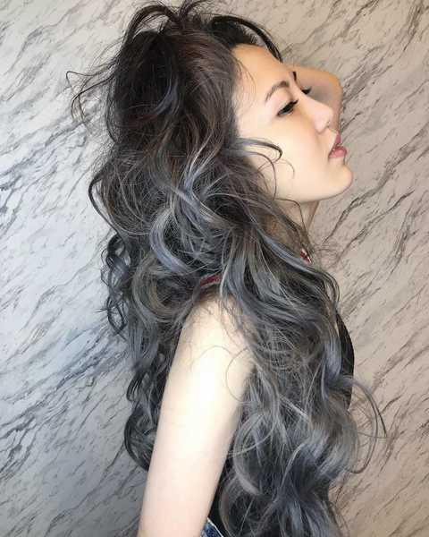 Grey Highlights by Hair Illustrated @ Raffles City