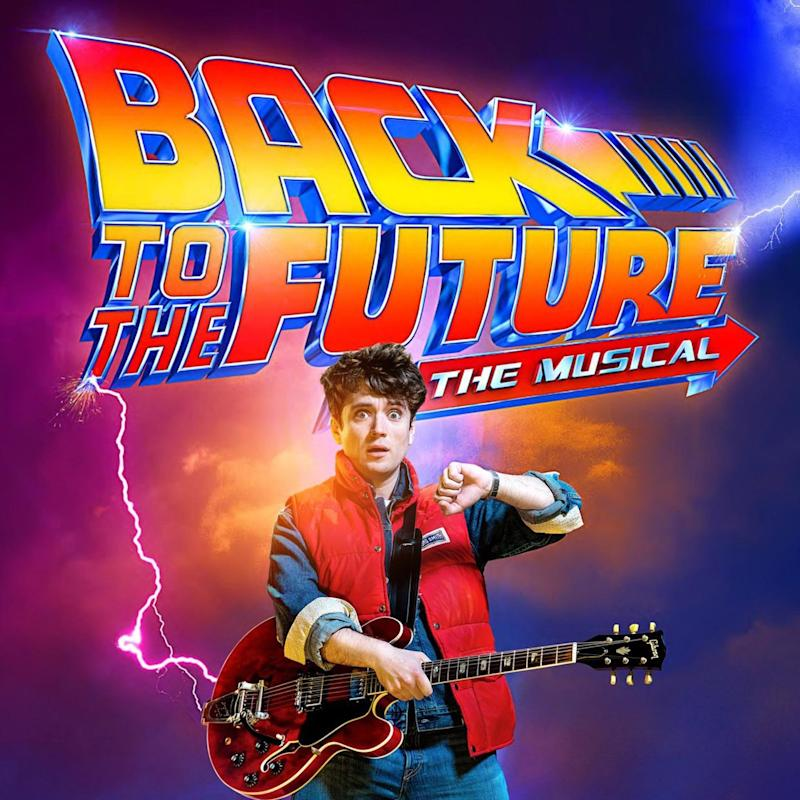 Back to the Future: The Musical finally sets 2020 world premiere