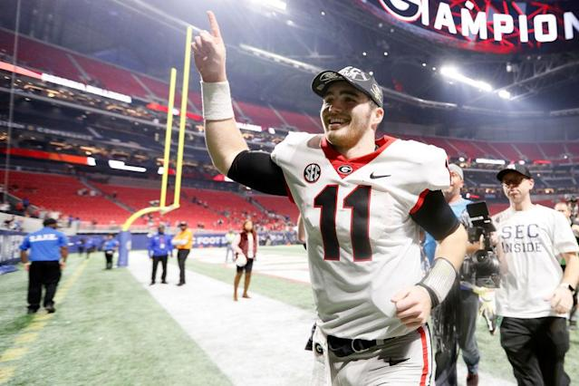 Jake Fromm and the Bulldogs are champions once again.
