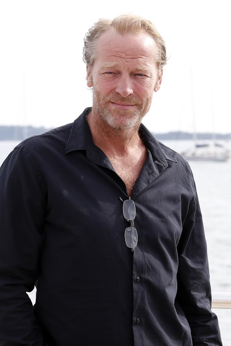British actor Iain Glen to star in 'My Cousin Rachel ...