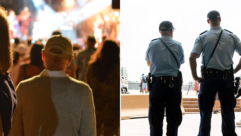 A NSW Police detective chief inspector wants officers to be given the power to shut down music festivals.