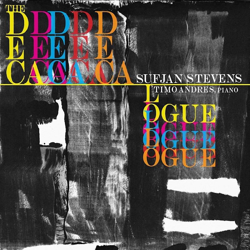 Sufjan Stevens The Decalogue album cover artwork stream