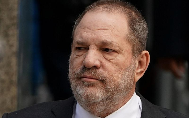 Film producer Harvey Weinsteinhas been accused of sexual harassment and assault by more than 80 women - REUTERS