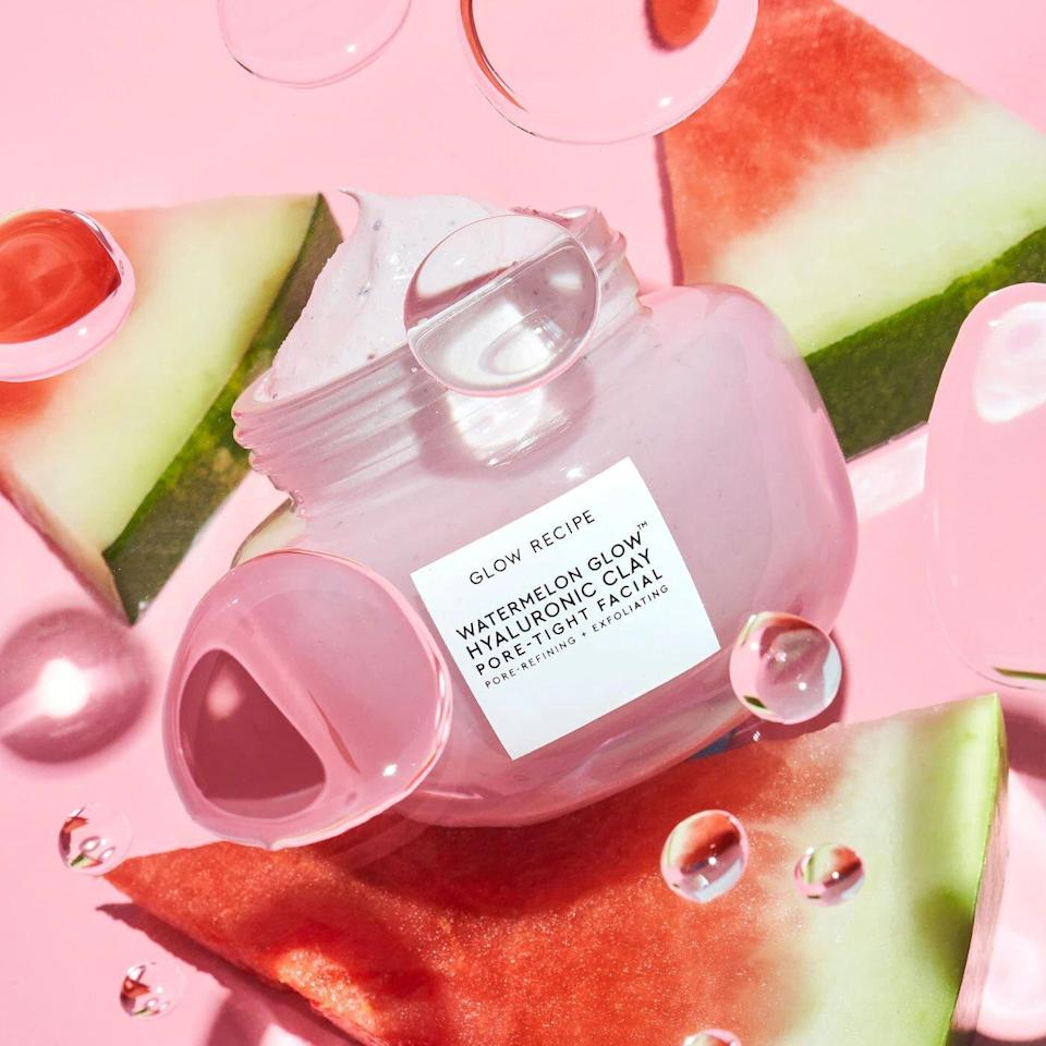 """Shoppers Say This """"Incredible"""" Mask Diminished Pores and Made Skin Look Like Glass"""