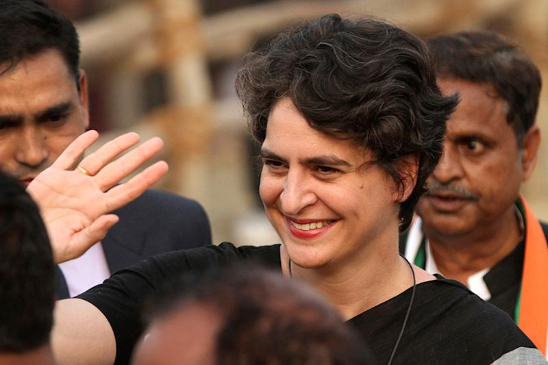 As Exit Polls Predict Crisis for Congress, Priyanka Gandhi Advises Workers Not to Fall for Rumours
