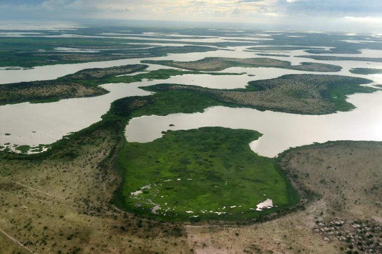 The Lake Chad are with its marshes and islands has proven a perfect base for militants to launch attacks (AFP Photo/SIA KAMBOU)