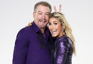 Bill Engvall, Emma Slater | Photo Credits: Craig Sjodin/ABC