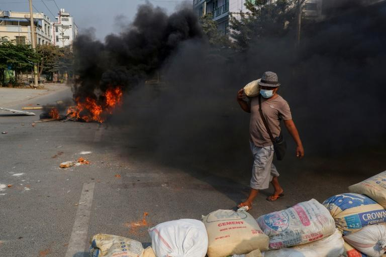 Myanmar's junta has unleashed deadly violence on protesters
