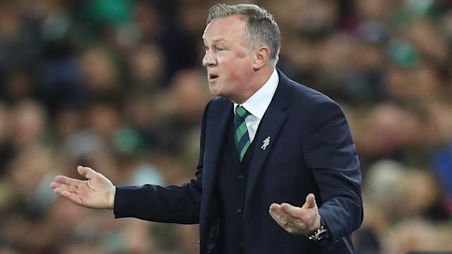 Northern Ireland boss Michael O'Neill is confident his team's 6-1 loss to Germany will not impact on their Euro 2020 play-off.