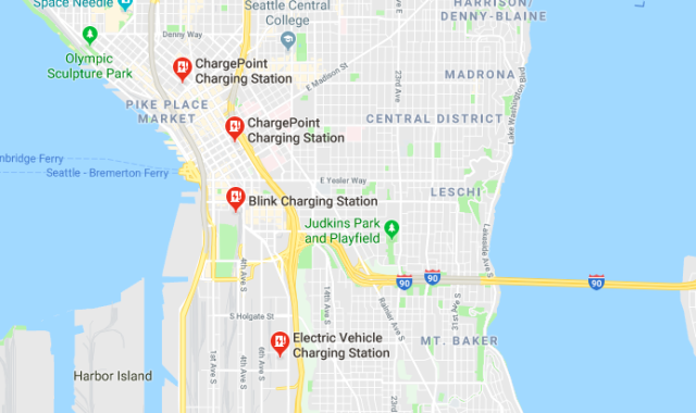 Now Google Maps Will Tell You Whether an Electric Charging ...
