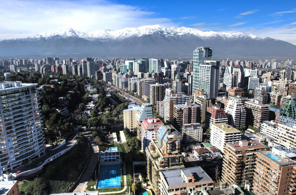 <p>Chileans enjoy a generous 15 bank holidays (Getty) </p>