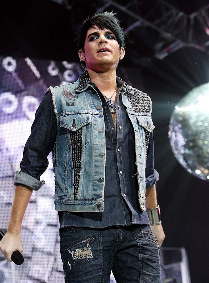 """American Idol"" gave glam rocker Adam Lambert the exposure he needed to catapult his music career. Jesse Grant/<a href=""http://www.wireimage.com"" target=""new"">WireImage.com</a> - July 16, 2009"