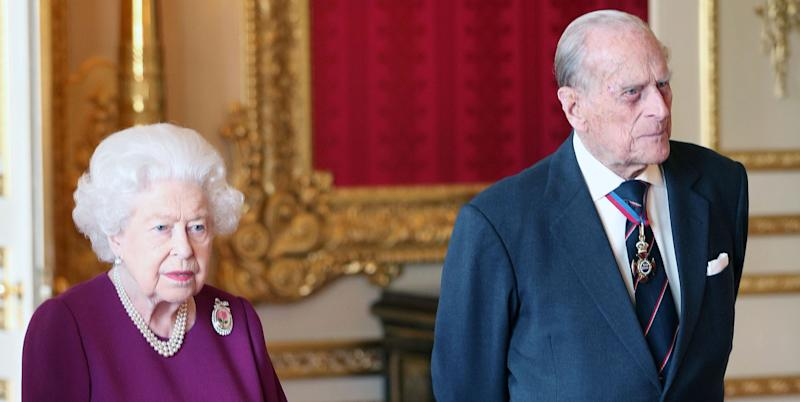 Buckingham Palace staffer reportedly contracts coronavirus