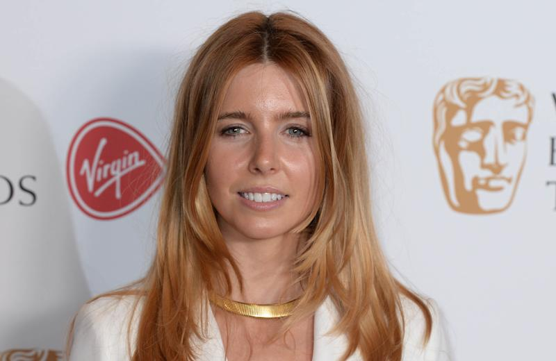 Stacey Dooley in the winners photo area at the Virgin British Academy Television Awards (BAFTA) held at the Royal Festival Hall, Southbank, London. Photo credit should read: Doug Peters/ EMPICS Entertainment