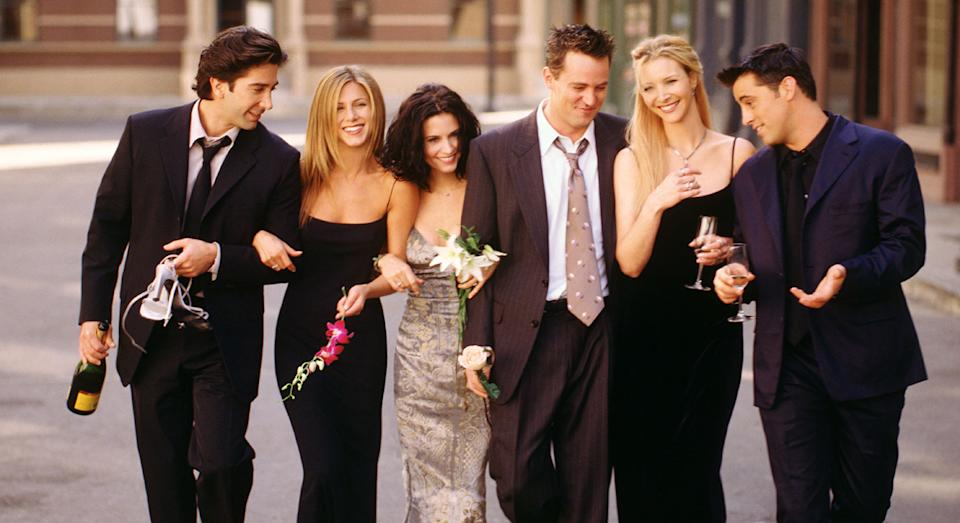 You can now learn how to make the iconic recipes from Friends. (Getty Images)