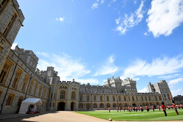 It's the first time it's been held at Windsor since 1895. (Getty Images)