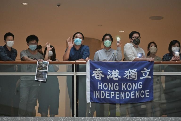 Pro-democracy campagers in Hong Kong say China's planned security law will destroy the city's cherished autonomy