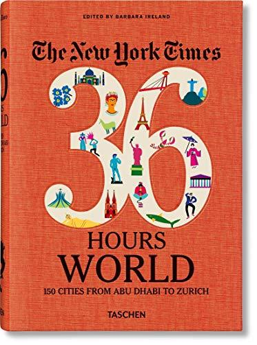 "The New York Times ""36 Hours World"" Book (Amazon / Amazon)"