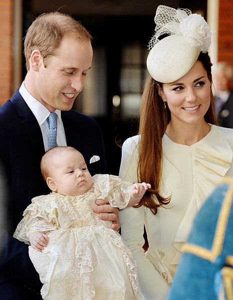 Kate Middleton, Prince William Bought Baby Prince George a $2,350 Stroller