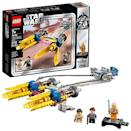 "<p><strong>LEGO</strong></p><p>amazon.com</p><p><strong>$27.68</strong></p><p><a href=""https://www.amazon.com/dp/B07JLZPQST?tag=syn-yahoo-20&ascsubtag=%5Bartid%7C10055.g.28243507%5Bsrc%7Cyahoo-us"" rel=""nofollow noopener"" target=""_blank"" data-ylk=""slk:Shop Now"" class=""link rapid-noclick-resp"">Shop Now</a></p><p>Your young Jedi is bound to love this classic LEGO toy — its the exhilarating racing scene in <em>Star Wars Episode I</em>! The set comes with<strong> three LEGO Star Wars mini figures and more than 270 pieces </strong>for hours of building and imaginary play. <em>Ages 7+</em></p>"