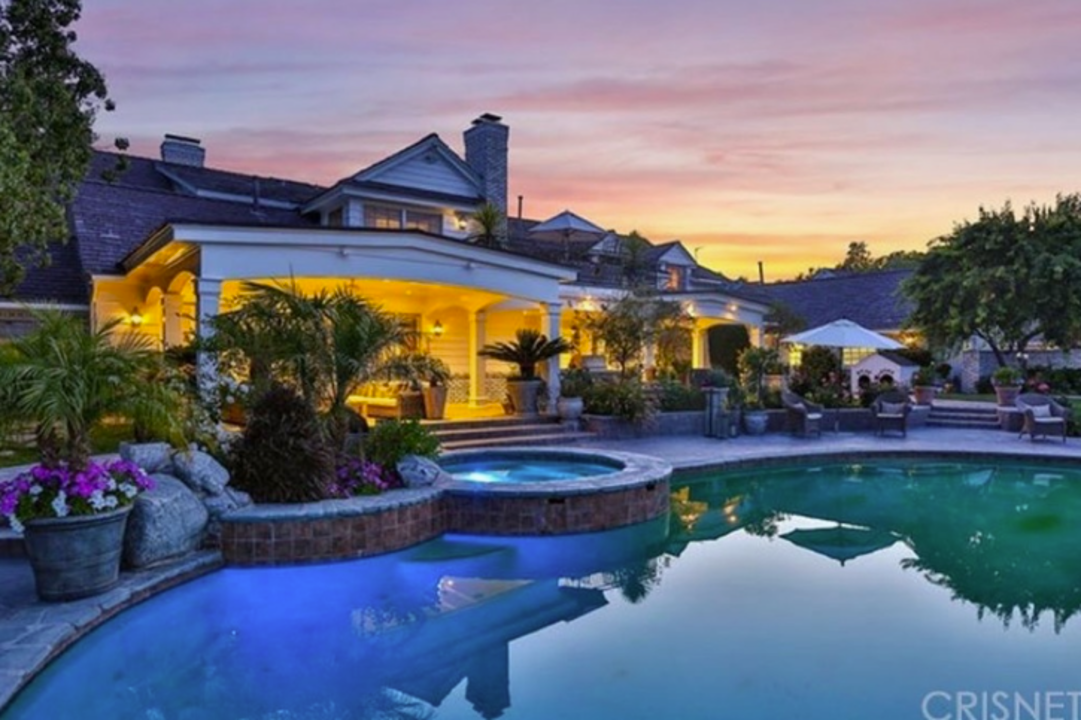 The estate has a staggering nine bedrooms and 12 bathrooms and is going for around $10 million  a lot less than she listed it for in 2015, when she wanted around $17 million.