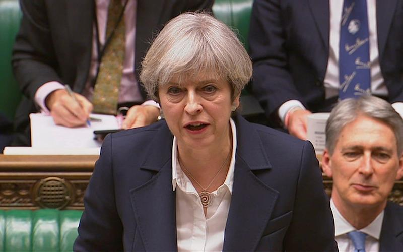 Theresa May, the Prime Minister - Credit: Reuters