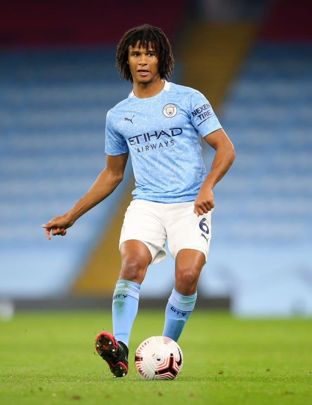 City defender Nathan Ake has also been sidelined