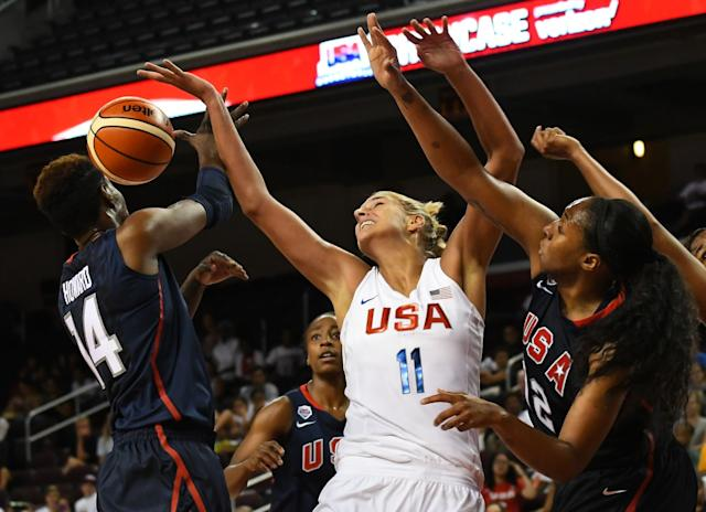 Elena Delle Donne will be counted on to help lead Team USA. (Getty Images)