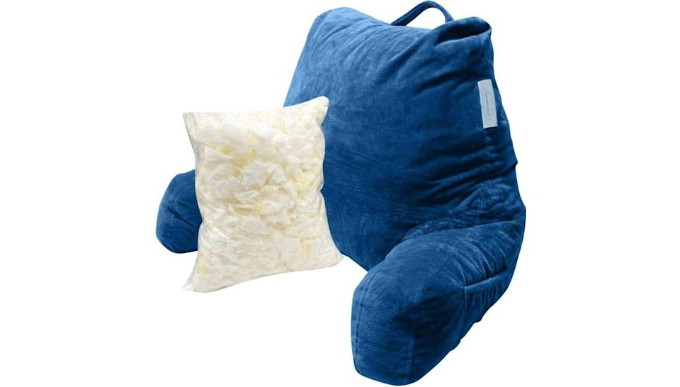 Gifts for college-bound students: ComfortCloud reading pillow