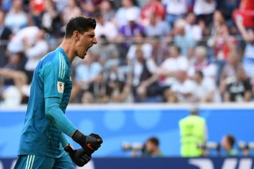 On the move: Thibaut Courtois is to join European champions Real Madrid