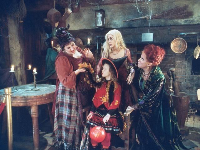 Hocus Pocus Star Thora Birch Is Married