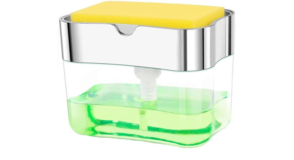 DADA-TECH Liquid Soap Dispenser Set