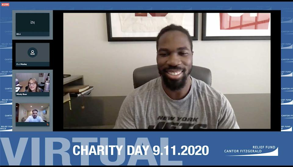 Cantor Fitzgerald & BGC Partners' Charity Day 2020 Virtually Unstoppable