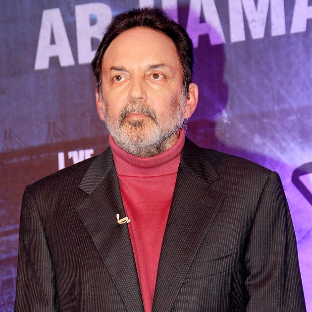 MUMBAI, INDIA - JANUARY 17: NDTV chairman Prannoy Roy during the launch of the first Toyota University Cricket Championship (TUCC) in Mumbai on January 17, 2013. (Photo by Yogen Shah/India Today Group/Getty Images)