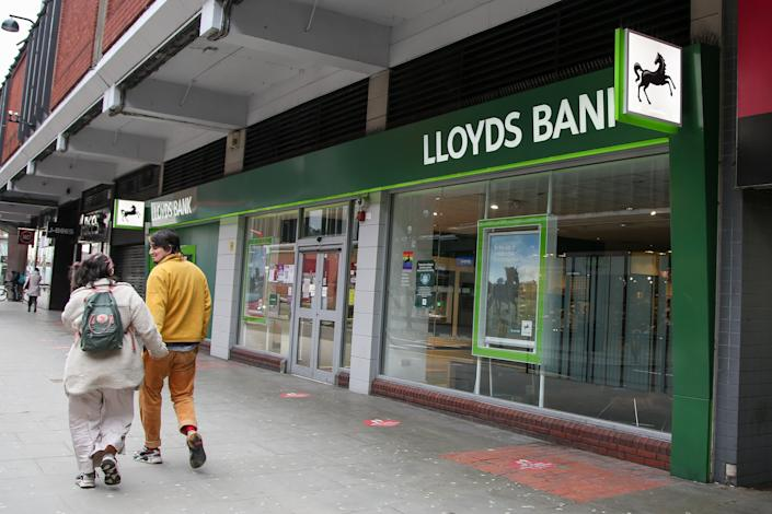 Lloyds launches £300m house building fund with Homes England. (Photo by Dinendra Haria / SOPA Images/Sipa USA)