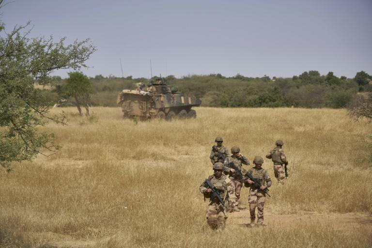 France is now hoping to cut back its military presence from the current number of 5,100 in the restive region