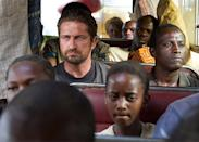 <b>Machine Gun Preacher</b><br><br> <b>Starred:</b> Gerard Butler, Michael Shannon <b>Cost:</b> $30m (£19.2m) <b>Lost:</b> $29.7m (£19m) <br><br> Gerard Butler played played reformed drug-using, alcoholic biker Sam Childers who went to the Sudan to rescue children from the Lord's Resistance Army in this biopic. It got some dreadful reviews, but also a fair amount of middling ones, but perhaps it was the sledgehammer of a title which put people off. It's up there with 'Hobo With A Shotgun', which also lost a few million quid. But not quite the thumpingly large sum 'Machine Gun Preacher' lost. Ouch.