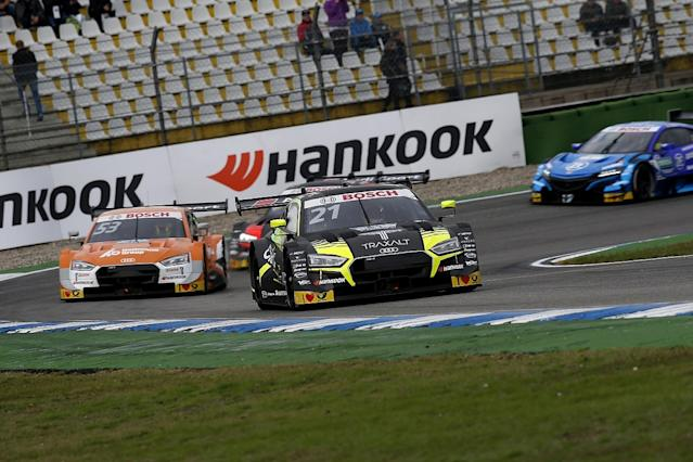 DTM explains decision to race in Russia