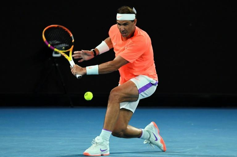 Rafael Nadal says he's in good shape for clay court battles ahead