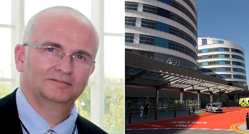 Surgeon admits assault after carving initials into patients' livers during operations