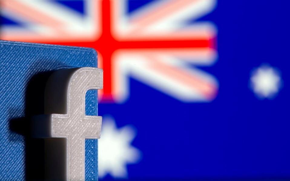 Australia and Facebook have been locked in a standoff - Reuters
