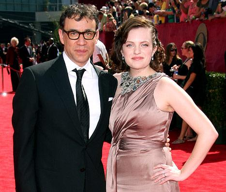 """Fred Armisen on Failed Marriage to Elisabeth Moss: """"I Was a Terrible Husband"""""""