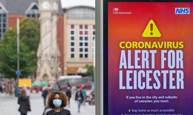 Coronavirus: Leicester's salons and nail bars can reopen - but lockdown to continue